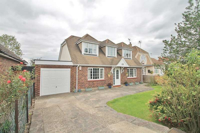 4 Bedrooms Detached House for sale in Lower Higham Road, Gravesend, DA12 2NP