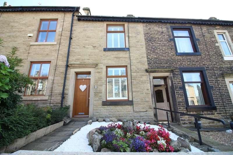 3 Bedrooms Terraced House for sale in Peel Brow, Ramsbottom, Bury, BL0
