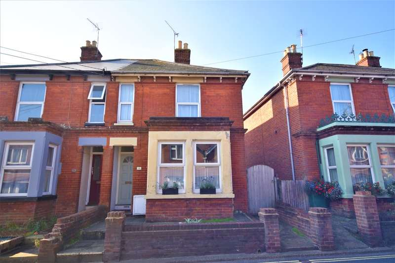 3 Bedrooms Semi Detached House for sale in Priory Road, Newport