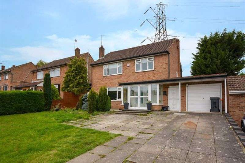 3 Bedrooms Property for sale in Woodfield Rise, Bushey Heath, Hertfordshire, WD23 4QR