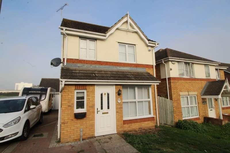 3 Bedrooms Detached House for sale in Longmeade, Gravesend, Kent, DA12