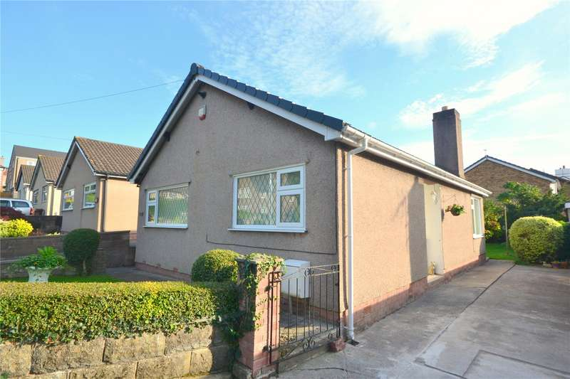 3 Bedrooms Detached Bungalow for sale in Glyn Y Marl Road, Llandudno Junction, Conwy, LL31