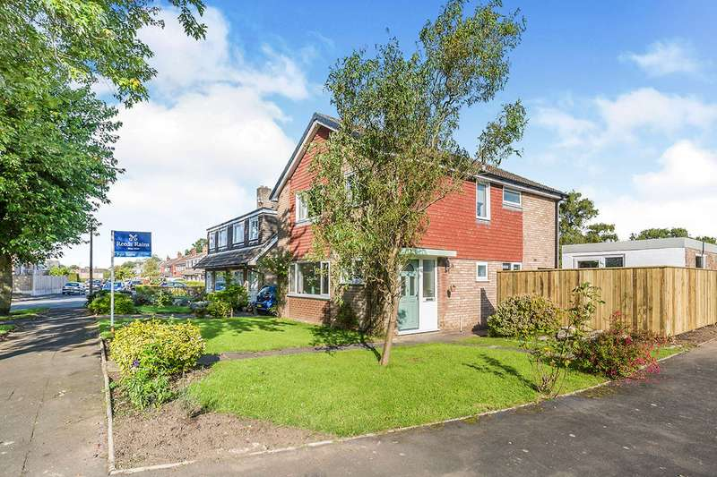 4 Bedrooms Detached House for sale in Princess Way, Euxton, Chorley, Lancashire, PR7
