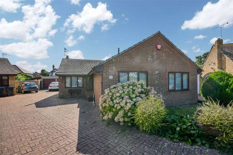 3 Bedrooms Detached Bungalow for sale in Hiller Close, Broadstairs, Kent