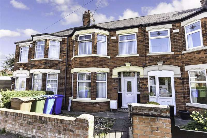 3 Bedrooms Terraced House for sale in Pulcroft Road, Hessle, East Riding Of Yorkshire