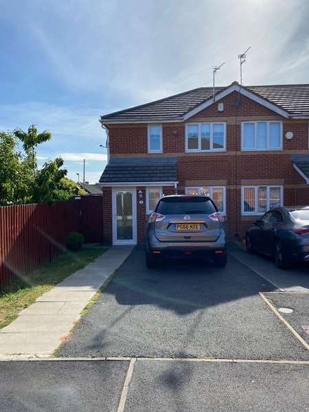 3 Bedrooms Terraced House for sale in Collingwood Close, Liverpool, Merseyside, L4