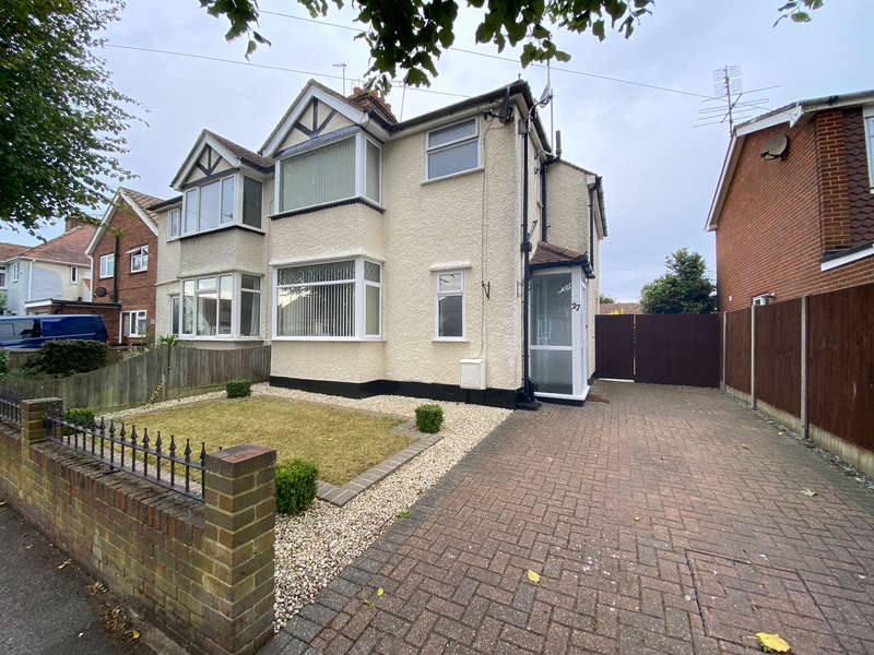 3 Bedrooms Semi Detached House for sale in Selsea Avenue, Herne Bay