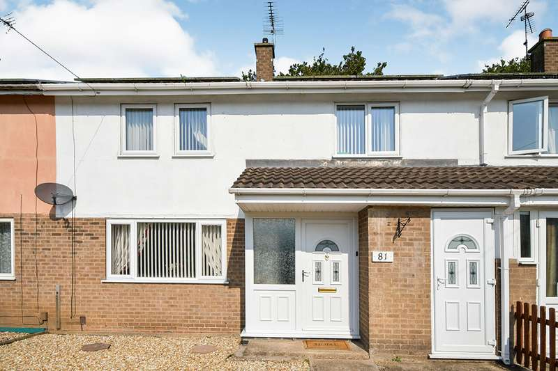 3 Bedrooms House for sale in Nightingale Crescent, Lincoln, Lincolnshire, LN6