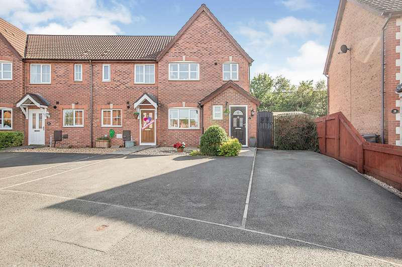 3 Bedrooms Semi Detached House for sale in Further Field, Bamber Bridge, Preston, PR5