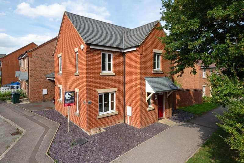 4 Bedrooms Detached House for sale in Swaffer Way, Singleton, Ashford, TN23
