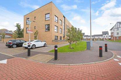 1 Bedroom Flat for sale in Ashton Gate, Lenzie, Glasgow, East Dunbartonshire