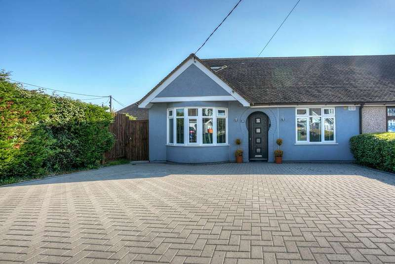 3 Bedrooms End Of Terrace House for sale in Deirdre Avenue, Wickford, Essex, SS12 0AY