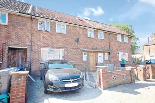 5 Bedrooms Terraced House for sale in Roundwood Road, London, Middlesex, NW10 9TS