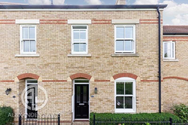 3 Bedrooms End Of Terrace House for sale in Nickleby Way, Fairfield Park, Stotfold SG5 4FJ