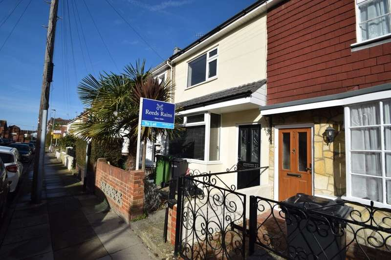 3 Bedrooms Terraced House for sale in Wheatstone Road, Southsea, PO4
