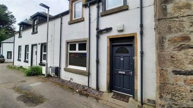 2 Bedrooms Terraced House for rent in St Andrews Road, Lhanbryde, Elgin