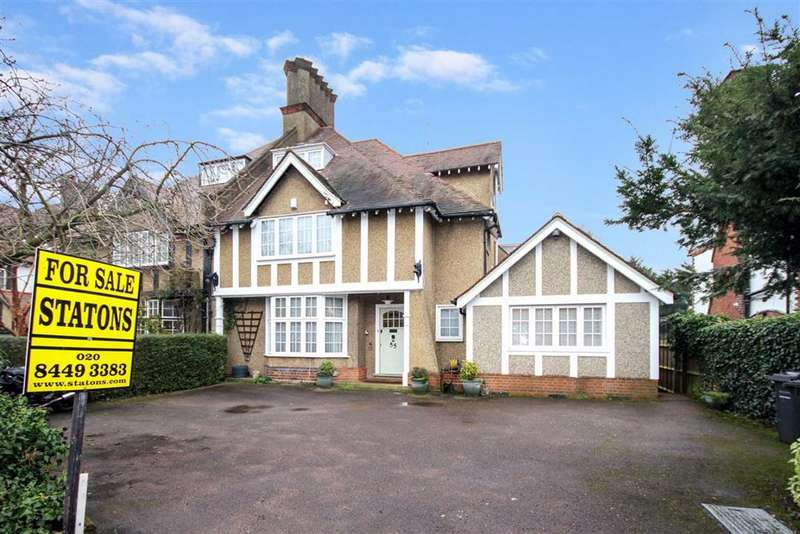 5 Bedrooms House for sale in Lyonsdown Avenue, New Barnet, Hertfordshire