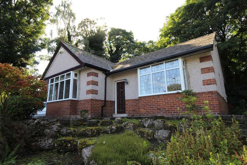 2 Bedrooms Detached Bungalow for sale in Pemberton Road, Winstanley, Wigan