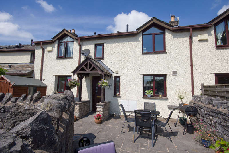 4 Bedrooms Mews House for sale in Farleton Close, Warton, Carnforth