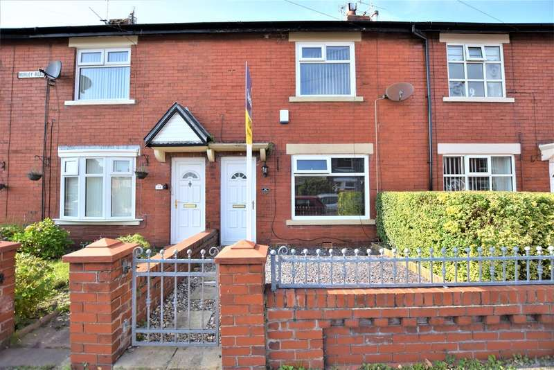 2 Bedrooms Terraced House for sale in Morley Road, Blackpool