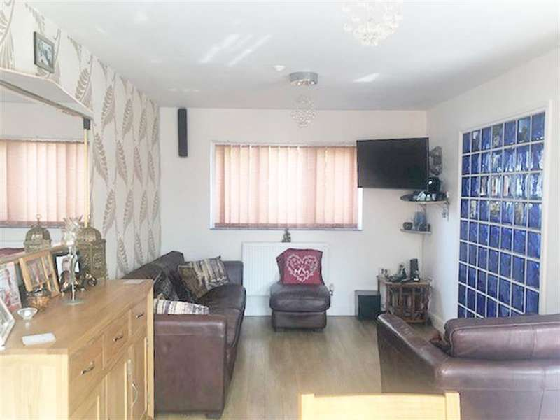 3 Bedrooms Terraced House for sale in Wisden Road, Stevenage, SG1 5JE