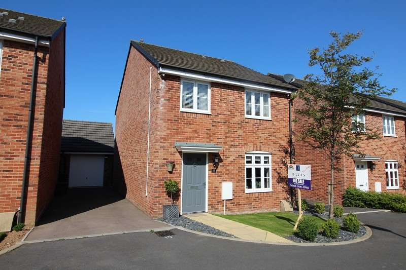 4 Bedrooms Detached House for sale in Clos Ystwyth, Caldicot