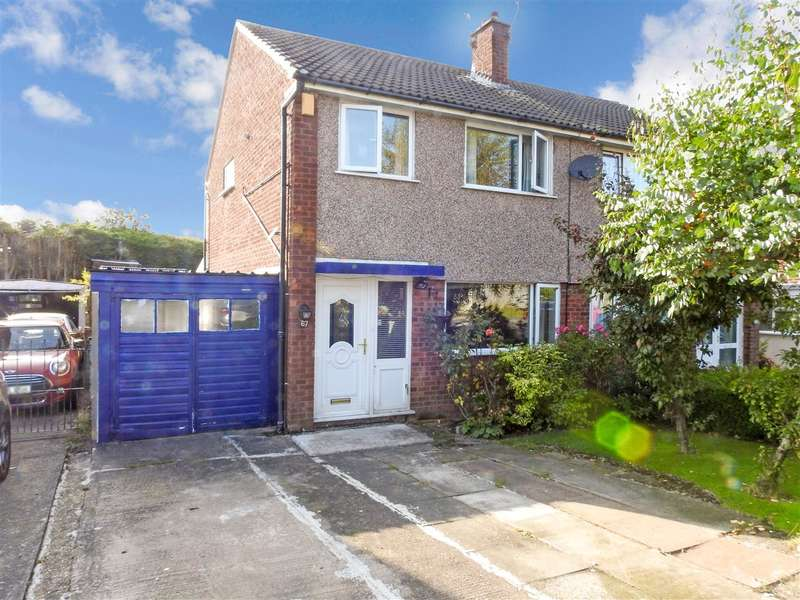 3 Bedrooms Semi Detached House for sale in Claughton Avenue, Leyland