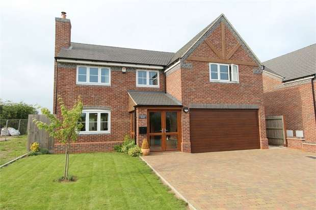 5 Bedrooms Detached House for sale in Ashby Parva