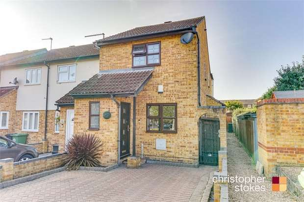 3 Bedrooms End Of Terrace House for sale in Mundells, West Cheshunt, Hertfordshire