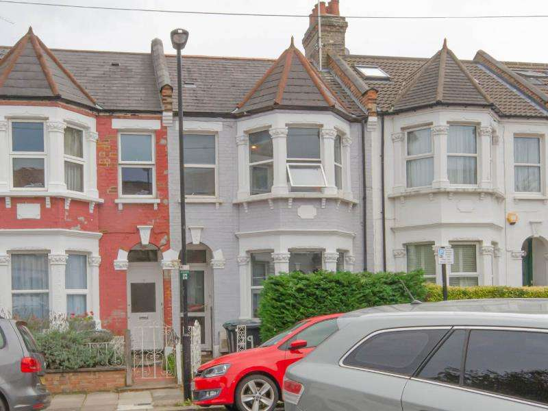 3 Bedrooms Terraced House for sale in Imperial Road, London, N22