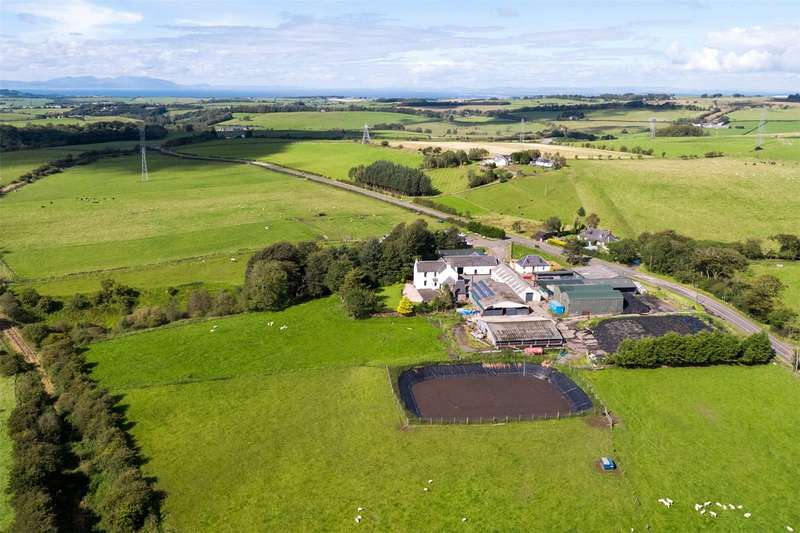 Land Commercial for sale in Smithston Farm - Lot 2, Patna, By Ayr, East Ayrshire, KA6
