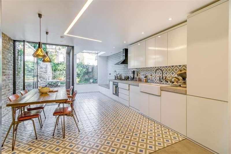 4 Bedrooms Terraced House for sale in Oldfield Road, London, N16