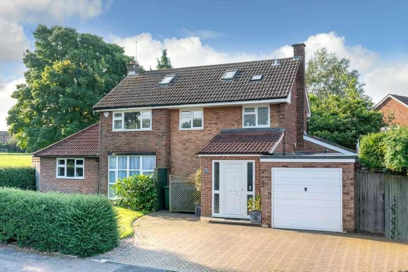 4 Bedrooms Detached House for sale in Crossways, Hemel Hempstead