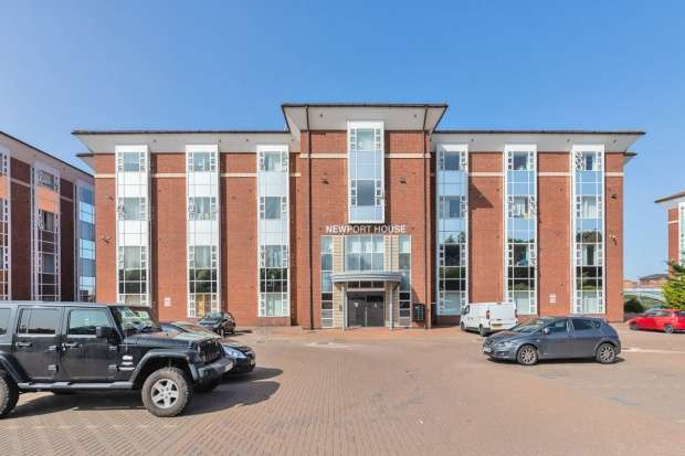 Flat for sale in Newport House, Stockton-On-Tees, North Riding, TS17 6SH