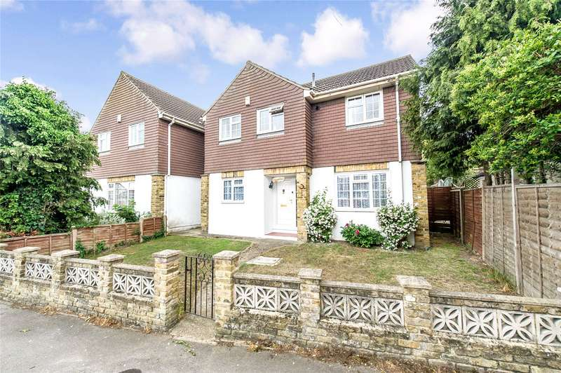 4 Bedrooms Detached House for sale in Lower Higham Road, Chalk, Kent, DA12