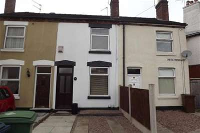 2 Bedrooms House for rent in Peel Terrace,Stafford ST16