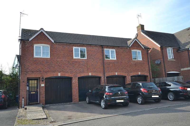 2 Bedrooms Detached House for sale in Caswell Mews, Dursley, GL11 5GE