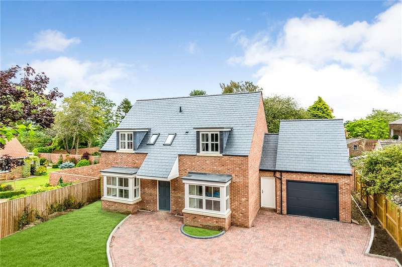 3 Bedrooms Detached House for sale in Springfield Lane, Tockwith, York