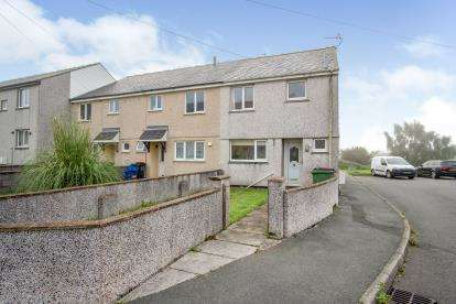 3 Bedrooms End Of Terrace House for sale in Tyddyn Mostyn Estate, Menai Bridge, Anglesey, North Wales, LL59
