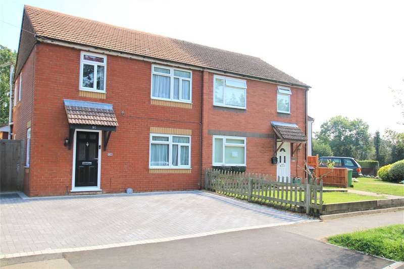 3 Bedrooms Semi Detached House for sale in Rectory Lane, Byfleet, Surrey, KT14