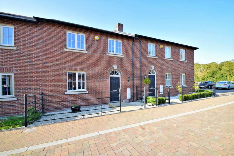 4 Bedrooms Terraced House for sale in Winchester Village