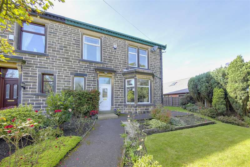 4 Bedrooms Semi Detached House for sale in Helmshore Road, Haslingden, Rossendale