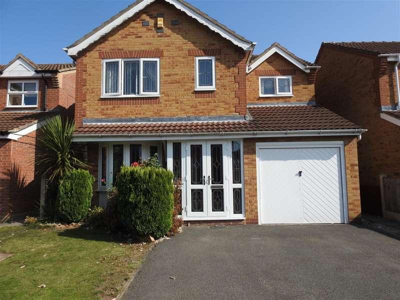 4 Bedrooms House for sale in The Drift, Hucknall, Nottingham