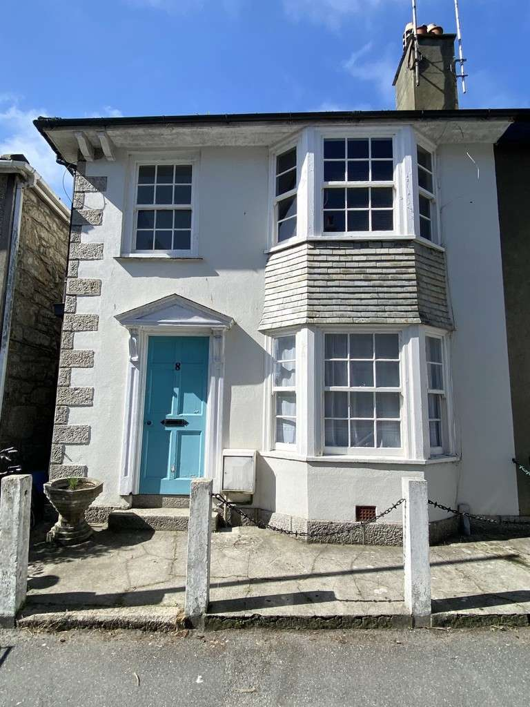 2 Bedrooms End Of Terrace House for sale in Rose Terrace, Penzance