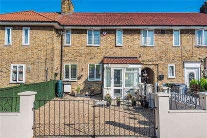 2 Bedrooms Terraced House for sale in Arnulf Street, London