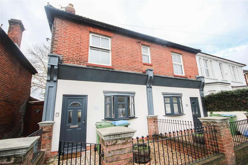 1 Bedroom Maisonette Flat for sale in Shirley Road, Southampton
