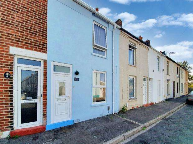 2 Bedrooms Terraced House for sale in Cottage Grove, Gosport