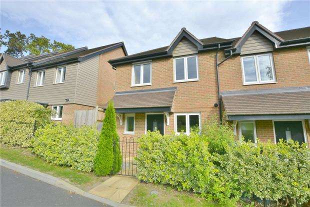 3 Bedrooms End Of Terrace House for sale in Talavera Road, Winchester, Hampshire