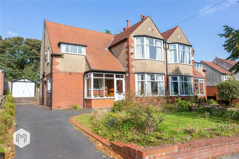 3 Bedrooms Semi Detached House for sale in Albert Road West, Bolton, Greater Manchester, BL1