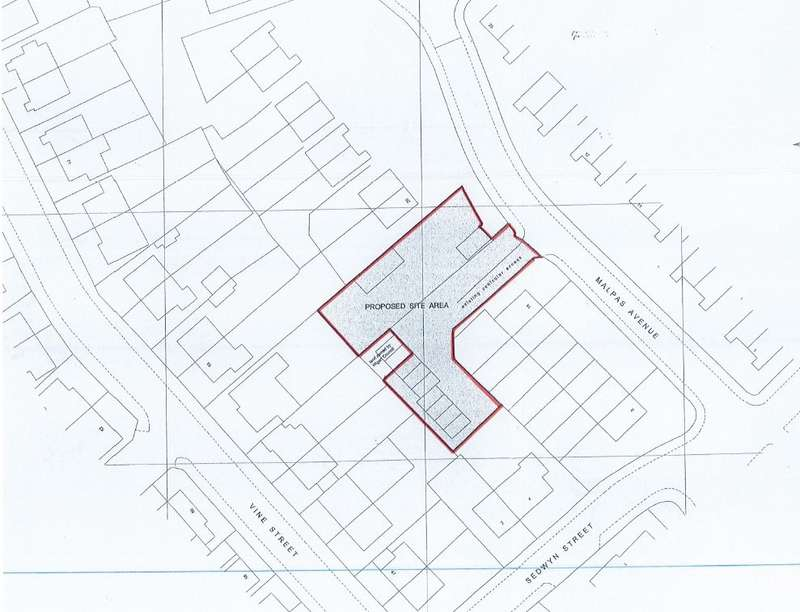 Land Commercial for sale in Malpas Avenue, Wigan, Greater Manchester, WN1